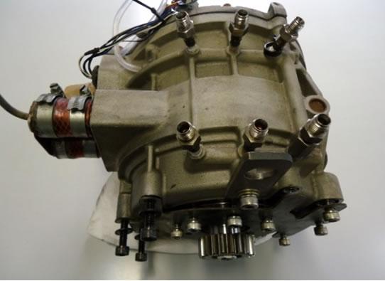 EV車両用電動機