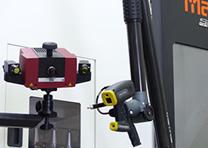 写真:3Dスキャナ測定 / 部品試作サービス